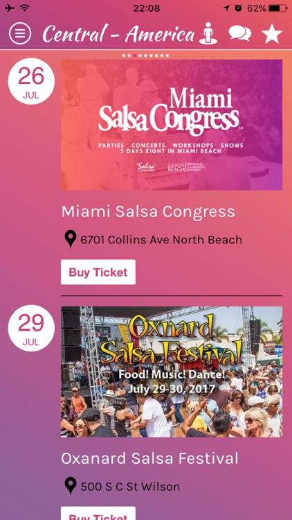 My Salsa Festivals