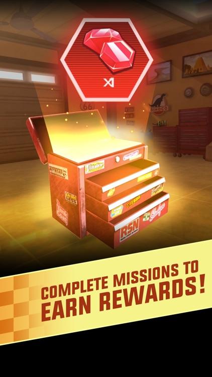 Cars: Lightning League screenshot-3