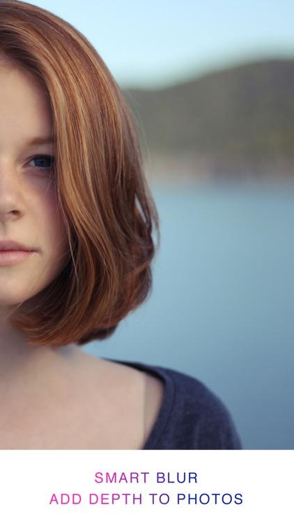 Portrait Mode Depth: effect camera a la lightx