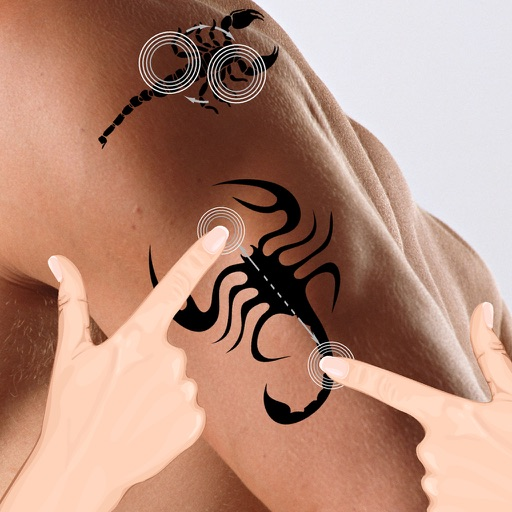 Scorpion Tattoo Yourself HD