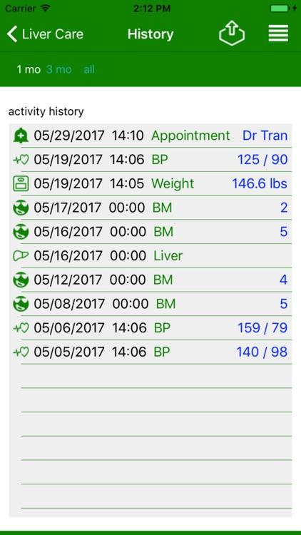 My Liver Care screenshot-4