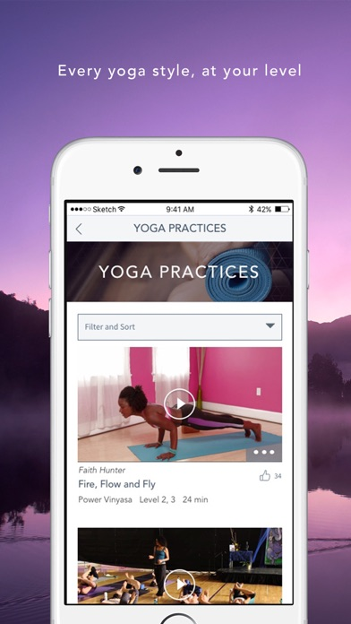 Gaia TV: Yoga & Spirituality Screenshot