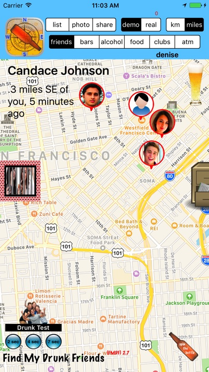 Find My Drunk Friends (FMDF) screenshot-4