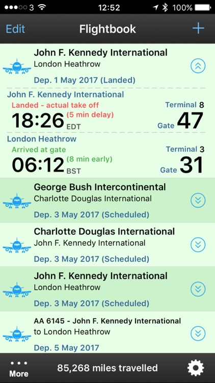 mi Flight Tracker Lite & Flight Radar screenshot-4