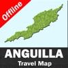 ANGUILLA – GPS Travel Map Offline Navigator