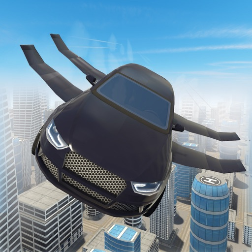 Car Flight Simulator Unlimited