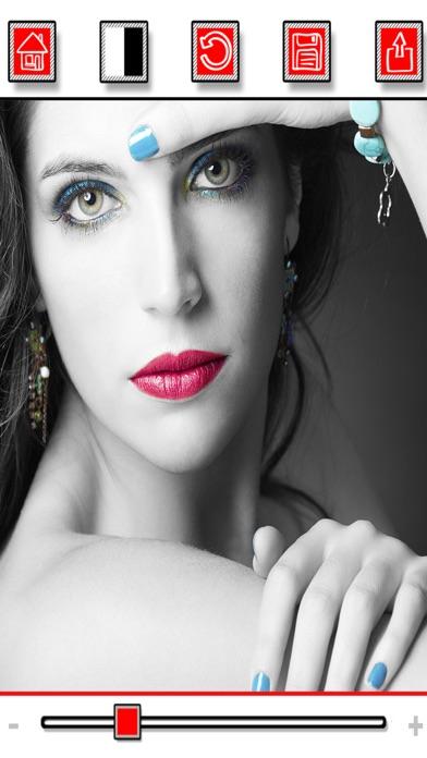 Farbeffekte Foto-EditorScreenshot von 4