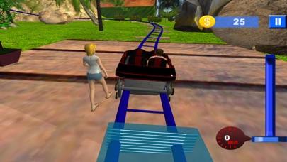 Roller Coaster Ultimate Fun Ride Screenshot 1
