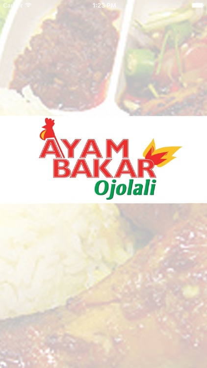 Ayam Bakar Ojolali screenshot-0