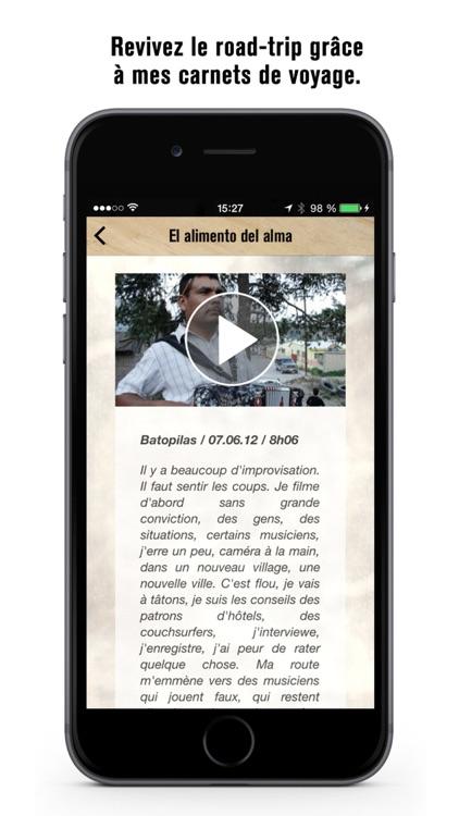 Petites Musiques de Trains : une série au Mexique screenshot-3