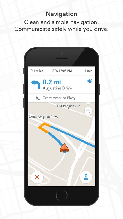 Scout GPS, ETA, Maps & Traffic screenshot-4