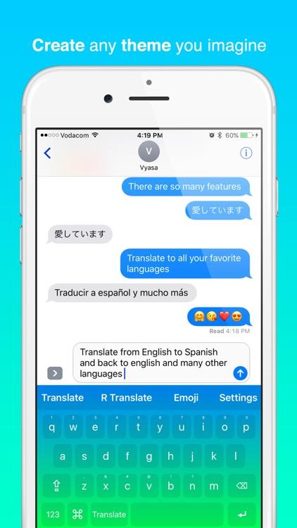 Voice Translator Keyboard Pro screenshot-4