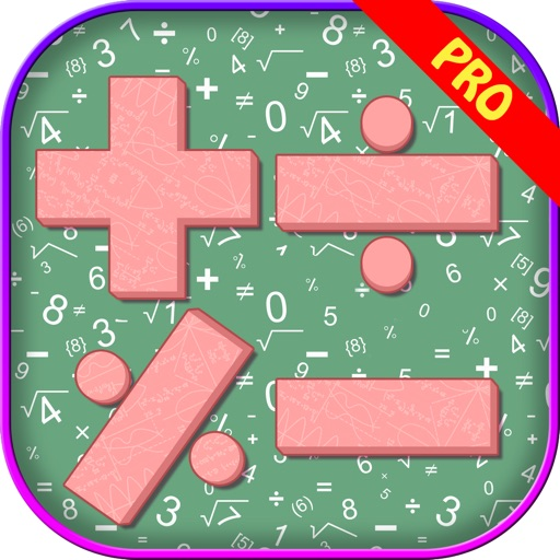 Math Talent Game Pro