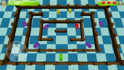 Tank Wars Combat screenshot one
