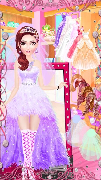 Princess Wedding Makeover @2
