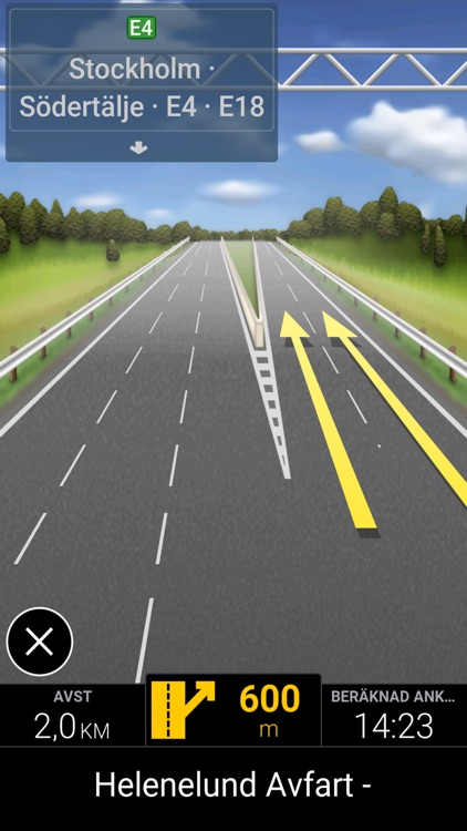 CoPilot Nordics - GPS Navigation & Offline Maps screenshot-1