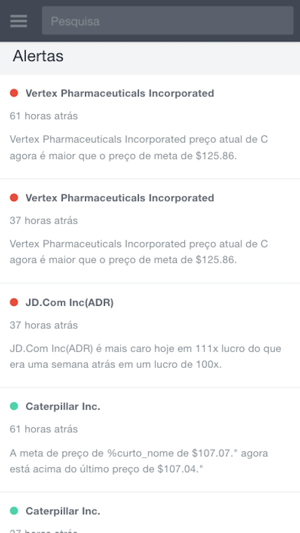 Stockflare Screenshot