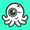 App Icon for Octopus Photos - Haz y Clasifica fotos App in El Salvador IOS App Store