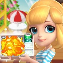 公主做饭游戏-模拟经营餐厅下厨房学做菜