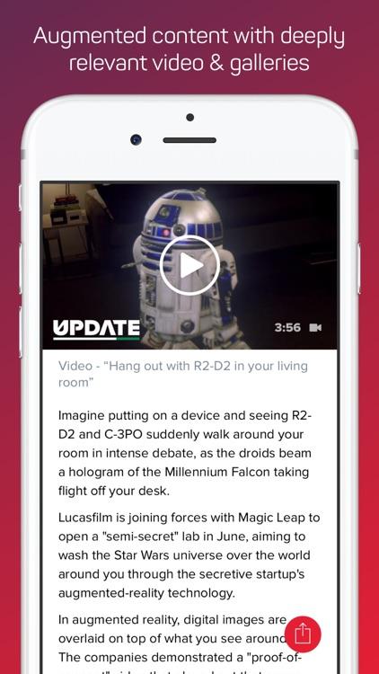 CNET's Tech Today - Technology News & Reviews screenshot-3