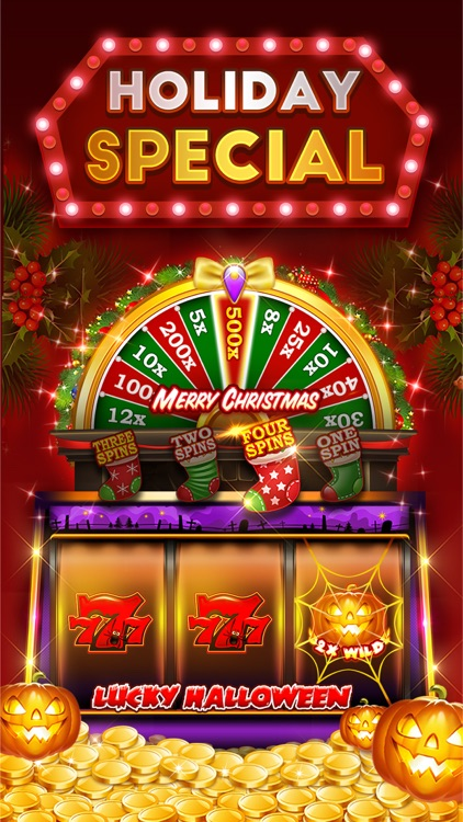 Slots & Casino: DoubleHit Vegas Slot Machines screenshot-4