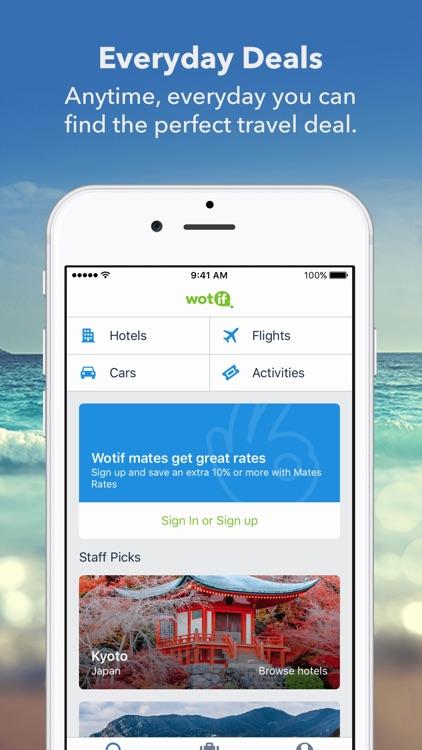 Wotif Hotels & Flights