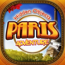 Activities of Hidden Objects Paris Adventure Object Time Puzzle
