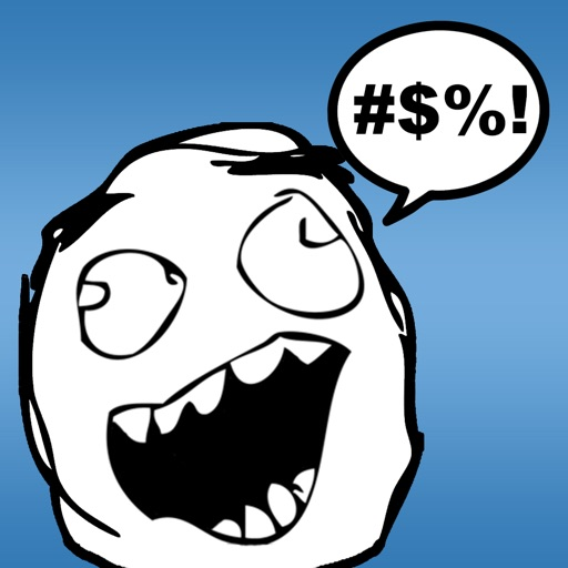 Video Rage Faces - Make Funny Memes & Rage Comics
