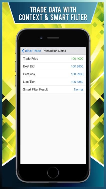 Block Trade : Watch Stock Market Smart Money Flow