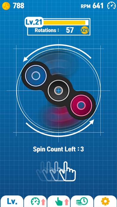 My Pet Fidget Spinner screenshot four