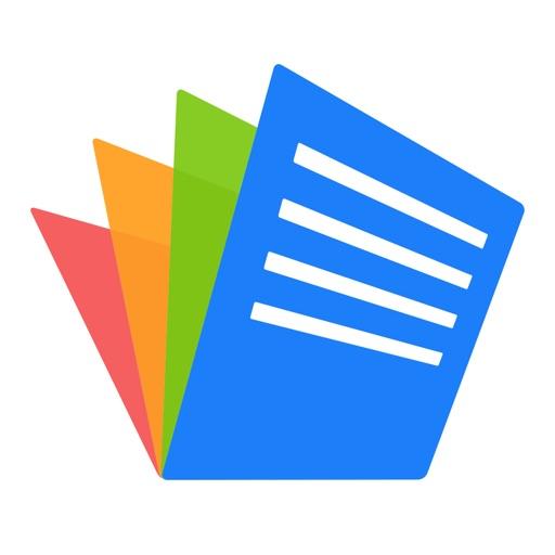 Polaris Office - Docs, PDF Reader & Editor app logo