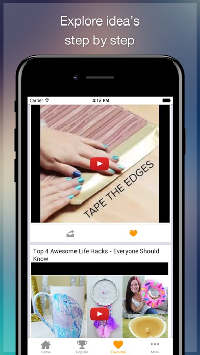 Creative Ideas Diy Craft App Data Review Lifestyle Apps