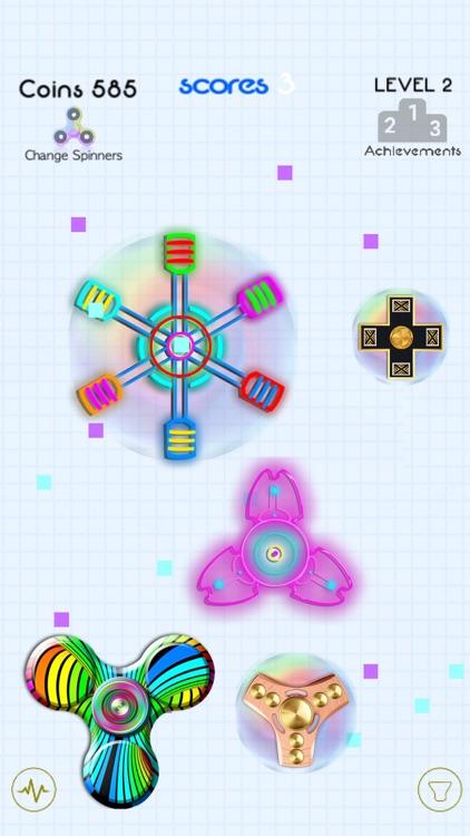 Fidget spinner - fight to kill time
