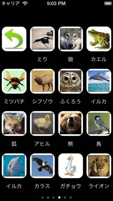 動物の音(無料の今日!)のおすすめ画像1