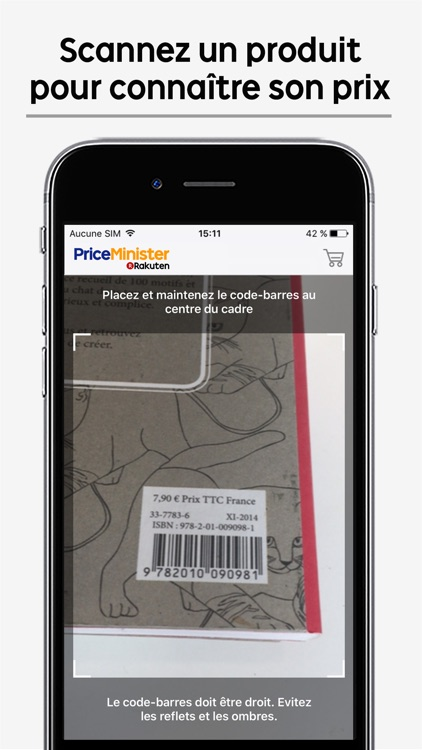 Priceminister-Rakuten shopping : achetez revendez screenshot-3