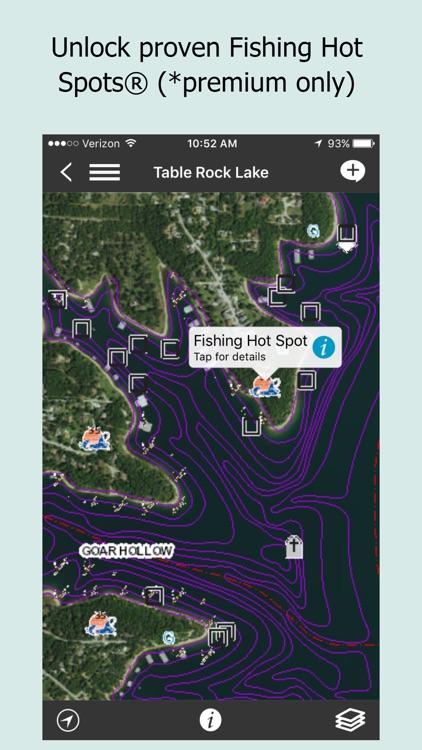 Fishidy - Local Fishing Reports & Hot Spot Maps screenshot-4
