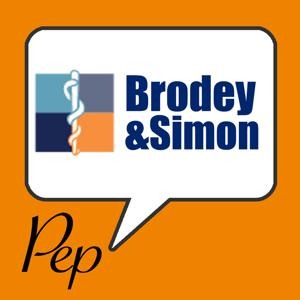 Brodey & Simon by Pep Talk Health app