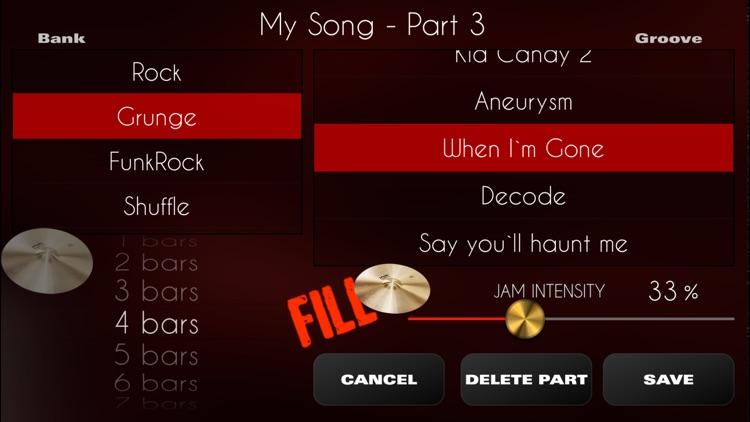 Rock Drum Machine 5 screenshot-3