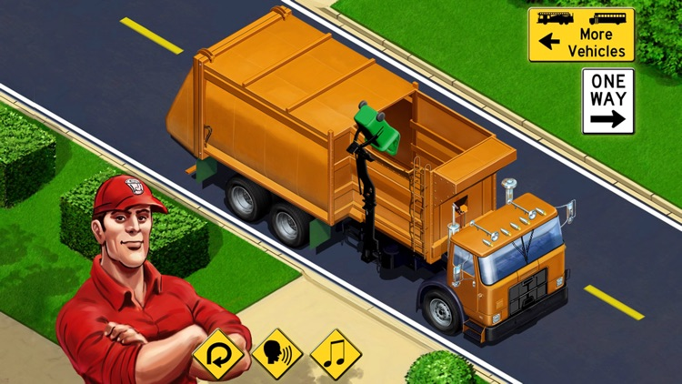 Kids Vehicles: City Trucks & Buses for the iPhone