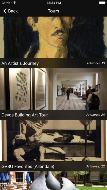 Art at GVSU
