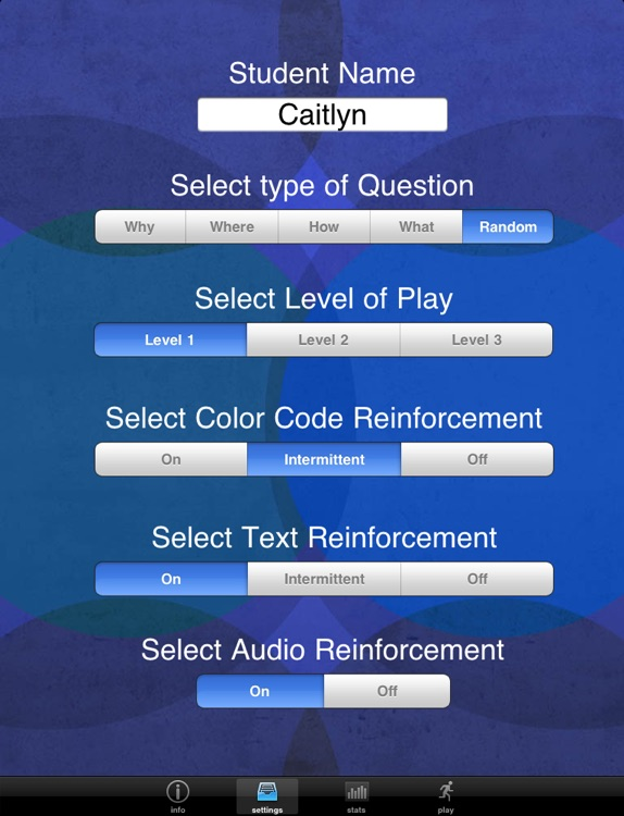 Question Builder for iPad screenshot-3