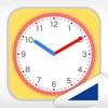 いま何時?(あそんでまなぶ!シリーズ) - iPadアプリ