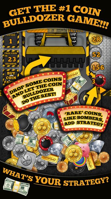 Ace Coin BullDozer: Dozer of Coins Screenshot
