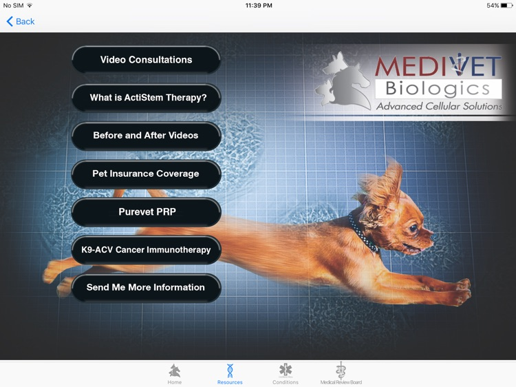 Medivet Biologics screenshot-3