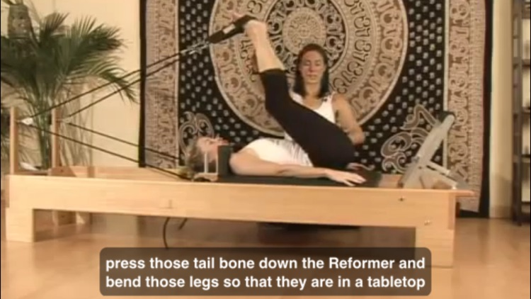 Pilates Reformer Bootcamp screenshot-4