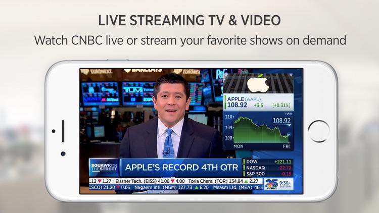 CNBC Business News and Finance screenshot-4