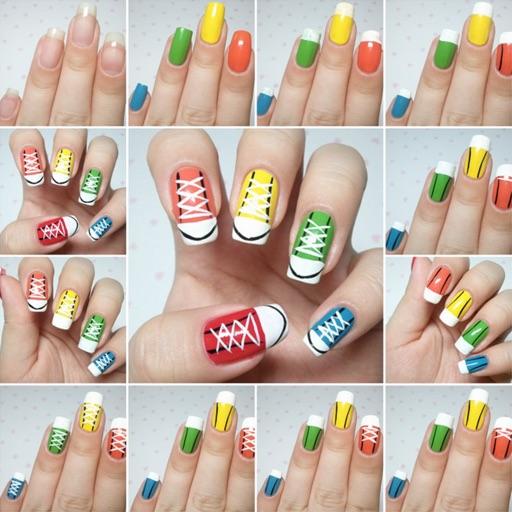 New Nail Art Tutorials