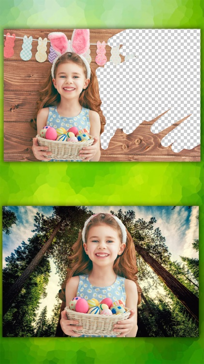 Photo background eraser & cut paste editor – Pro