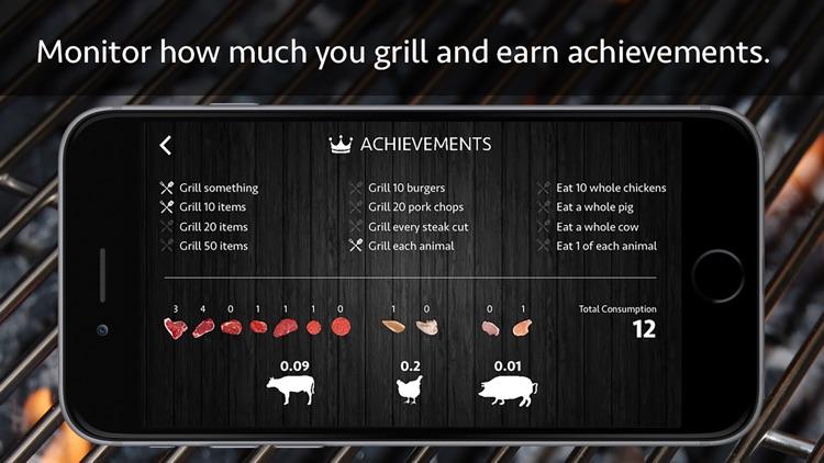 Grill King - Multi-Grill Timer for Steak & BBQ screenshot-3