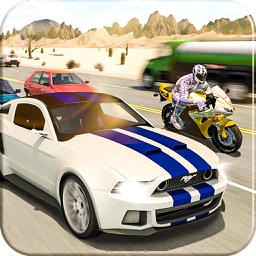Traffic Rush Unlimited - Extreme Road Racing 2017